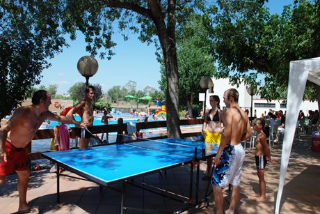 Camping Riu - Espanya - Costa Brava