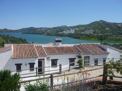 Casitas Huetor - Spanje - Andalusië
