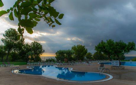 Camping Ametlla Village Platja - Spanien - Costa Dorada
