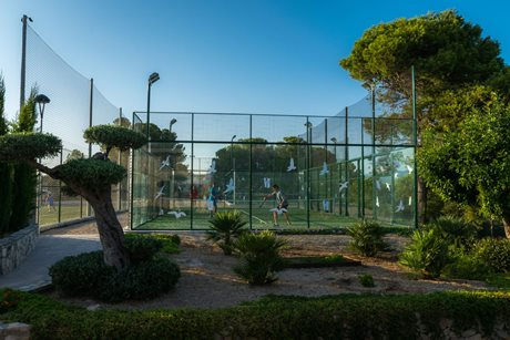 Camping L'Ametlla Village Platja - Espanya - Costa Daurada