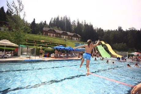 Vakantiepark Eko Terme Snovik - Slovenië - Binnenland