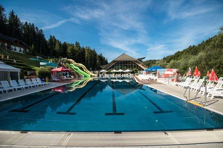 Village de vacances Eko Terme Snovik - Slovénie - Arrière-pays