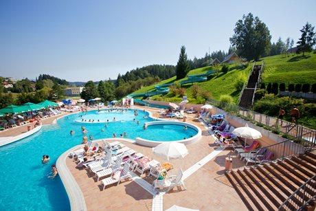 Terme Topolsica - Slovénie - Arrière-pays