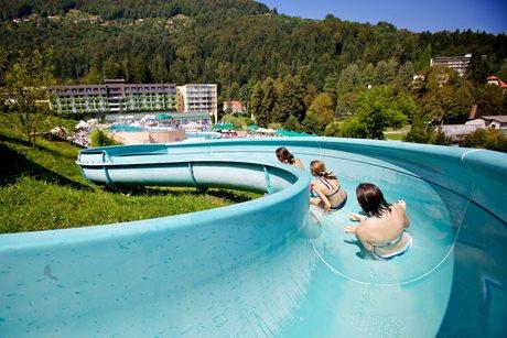 Vakantiepark Terme Topolsica - Slovenië - Binnenland