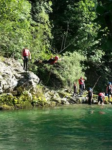 Camping Menina - Slovenië - Binnenland