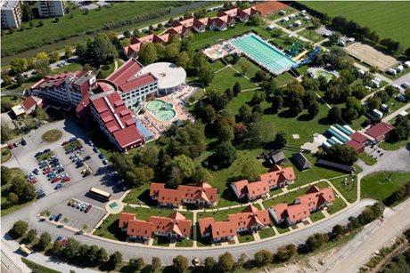 Vakantiepark Terme Lendava - Slovenië - Binnenland