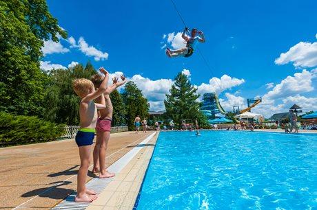 Vakantiepark Terme 3000 - Slovenië - Binnenland